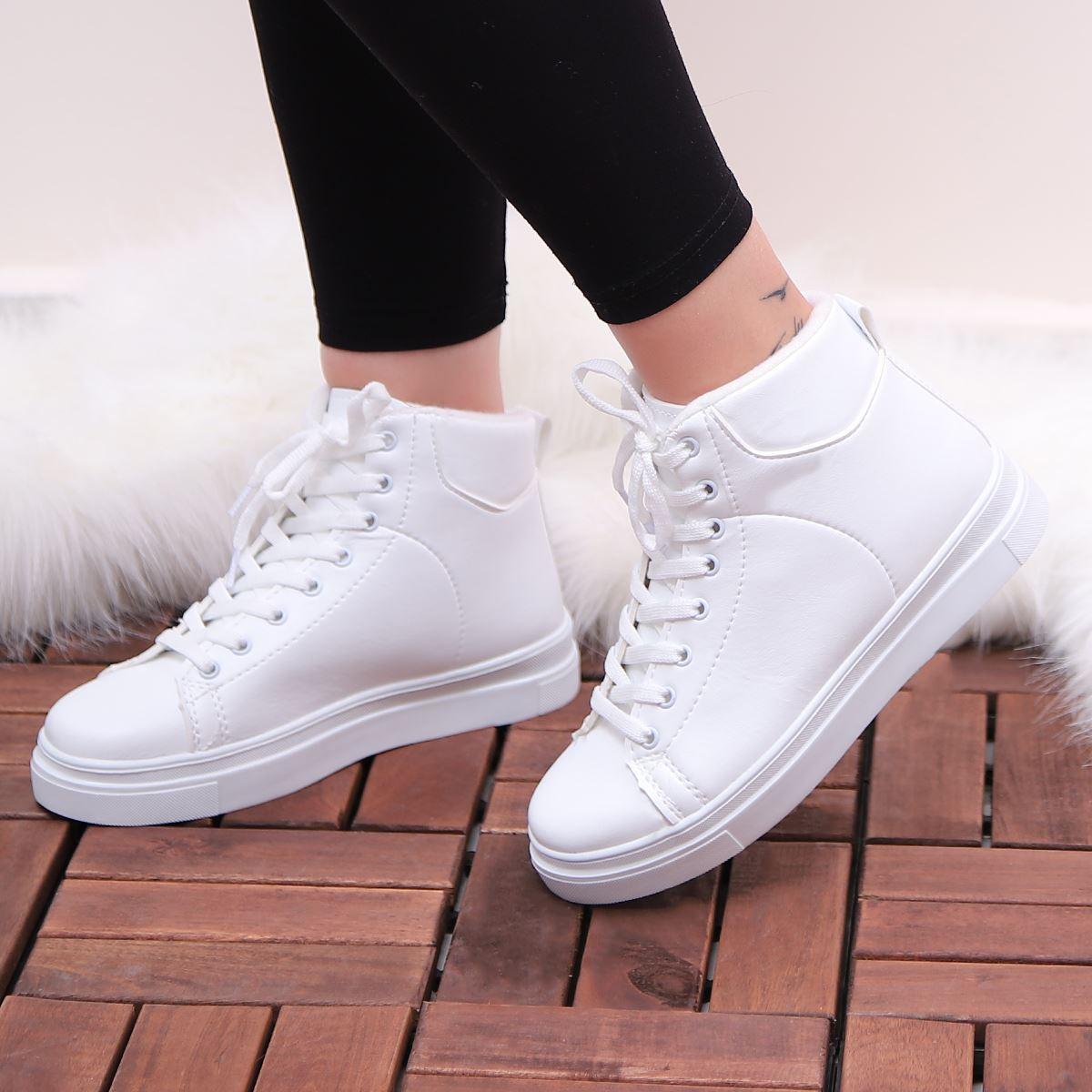 Beyaz Spor Ayakkabı AYK148