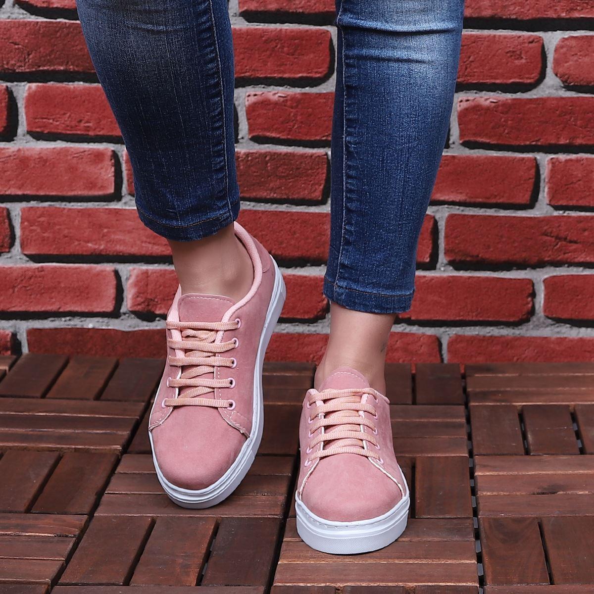 Pudra Spor Ayakkabı AYK160