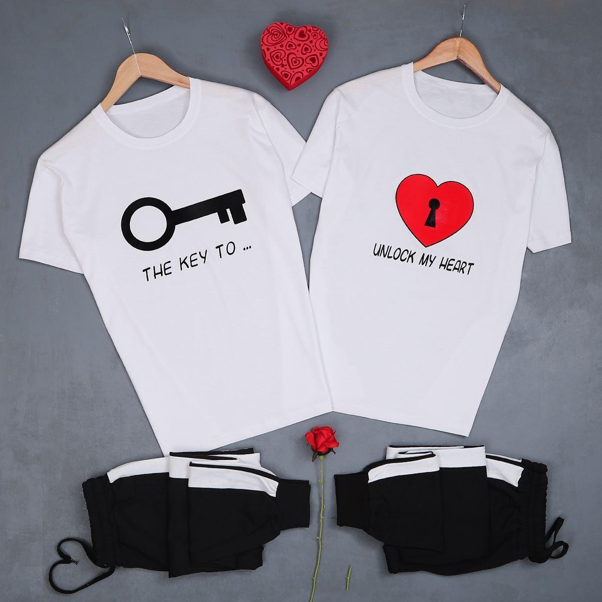 Sevgili Kombini Eşofman Takımı Erkek SVG233