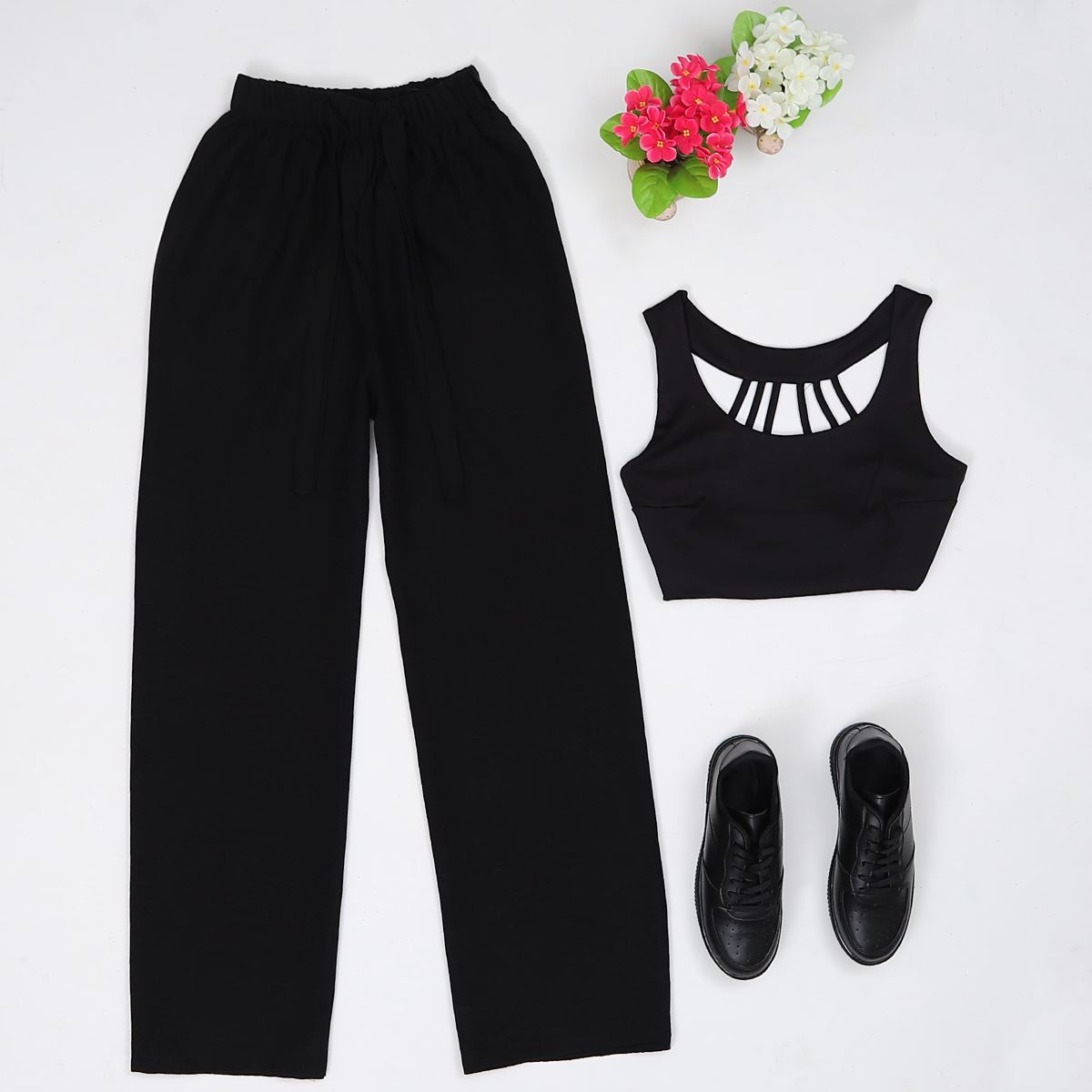 Siyah Pantolon PNT120