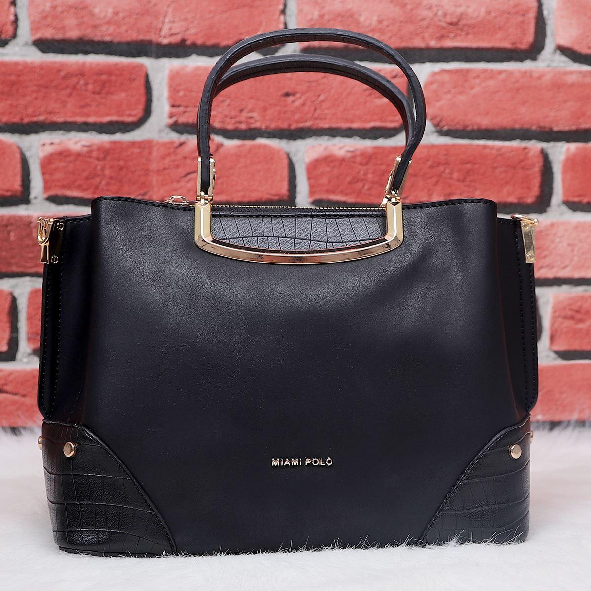 Siyah Klasik Çanta CNT188