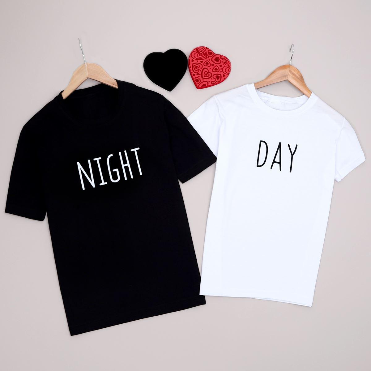 T-shirt Sevgili Kombini Kadın  SVG217