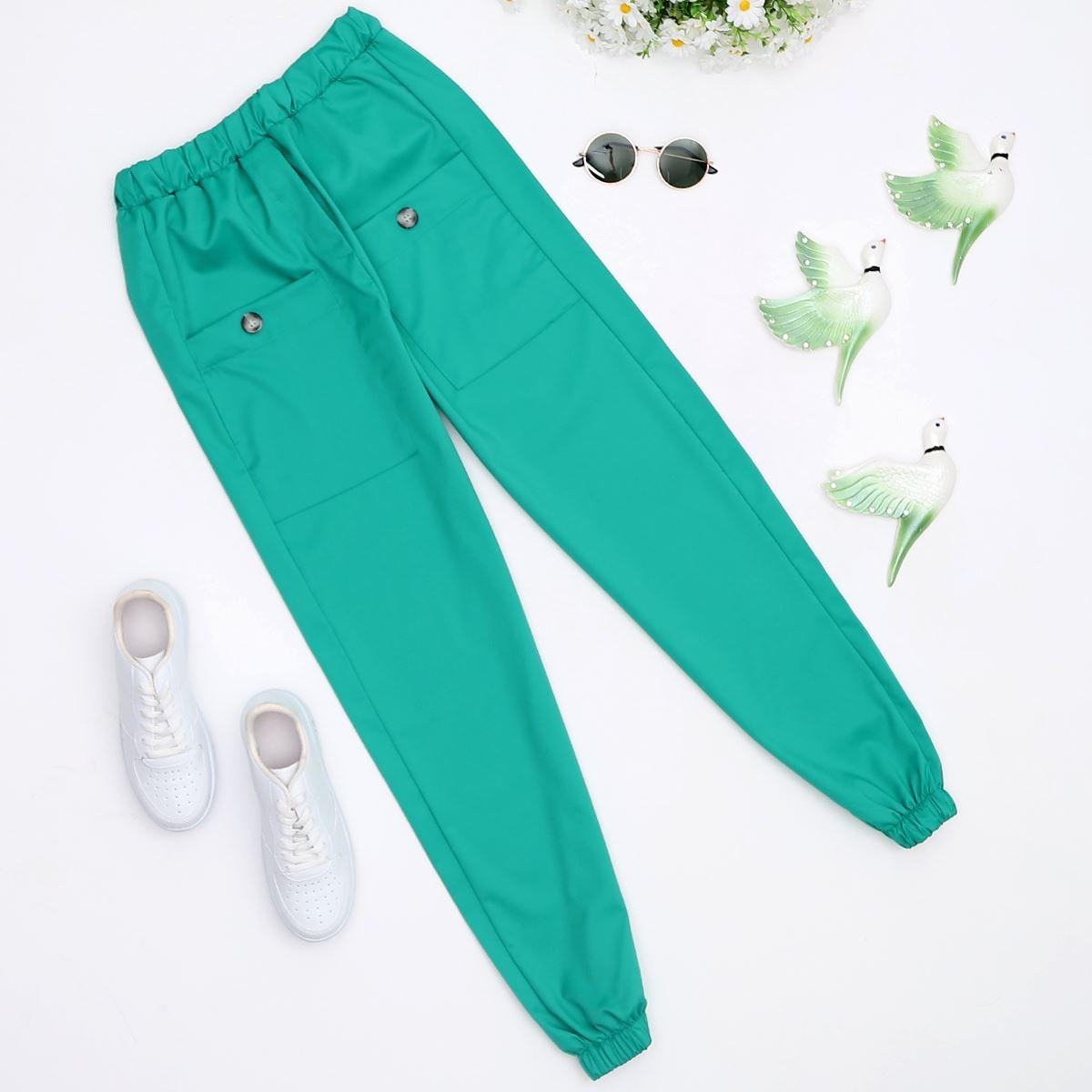 Yeşil Kargo Pantolon PNT156