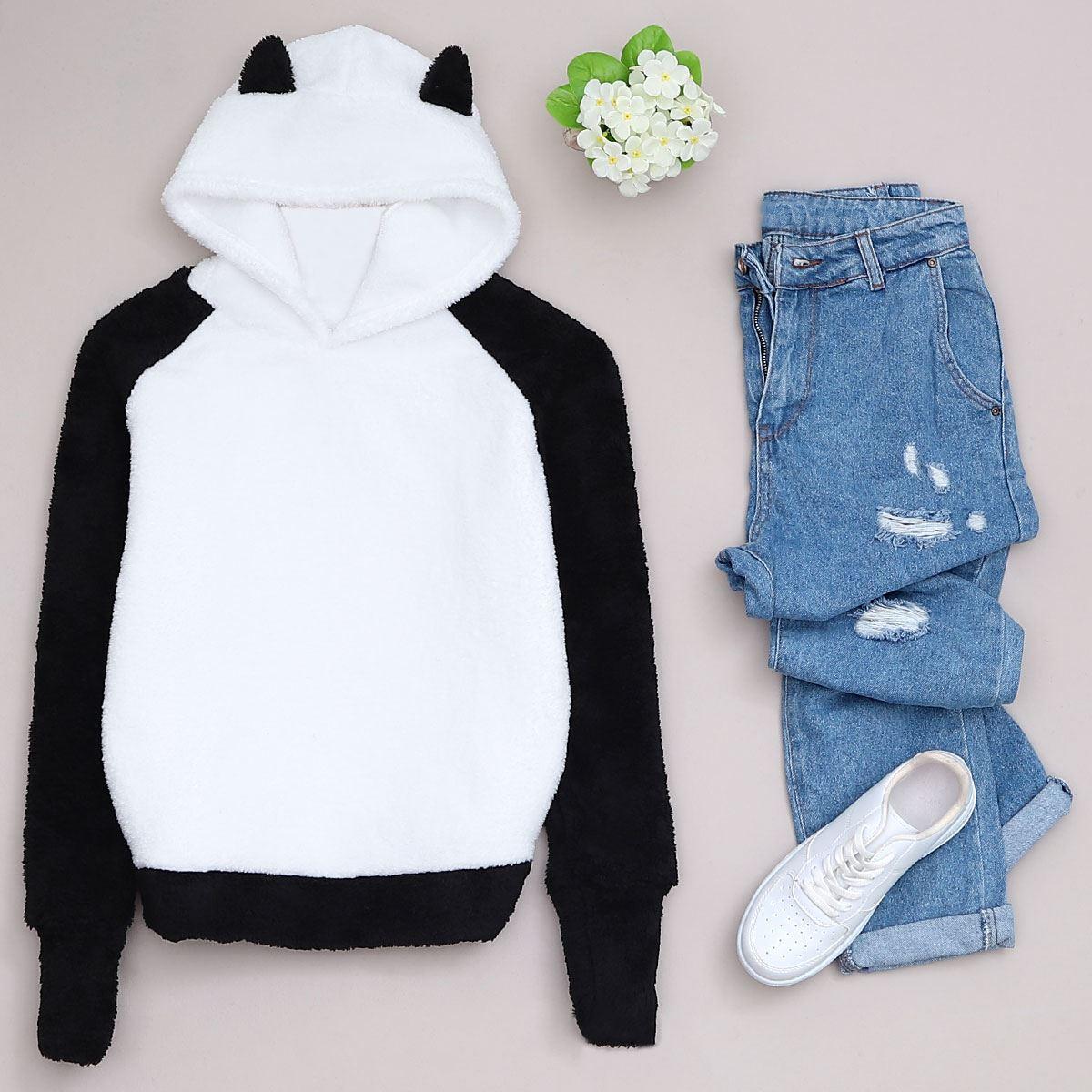 Panda Peluş Sweat SWT186