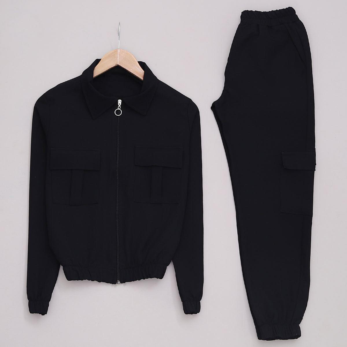 Siyah Cepli Takım TKM913