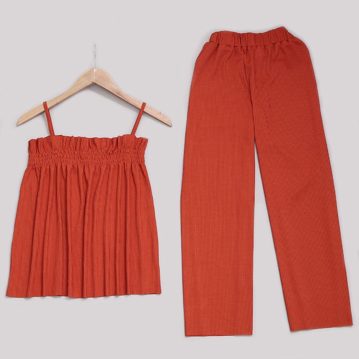 Taba Büstiyer Pantolon Takım TKM780