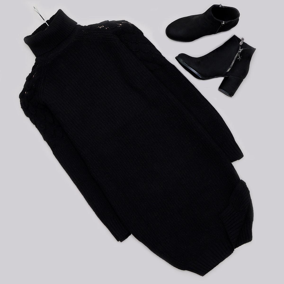 Siyah Selanik Tunik KZK312