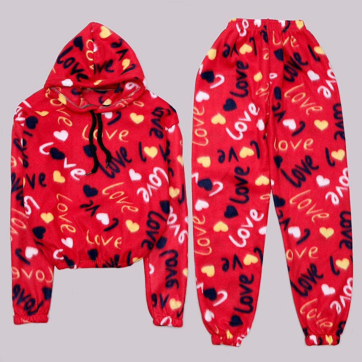 Polar Pijama Takımı PJM1079