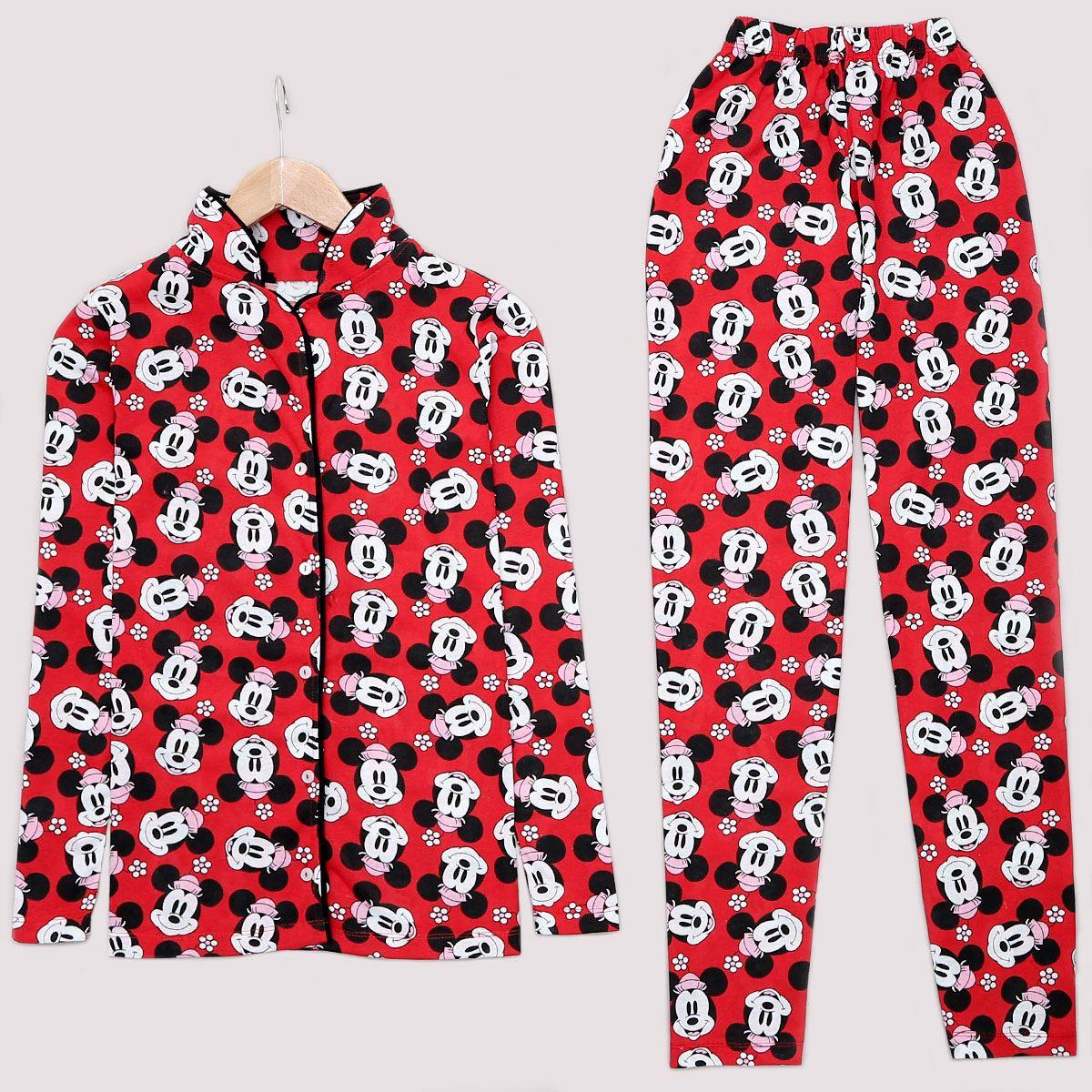 Mickey Mouse Gecelik Takımı PJM1155