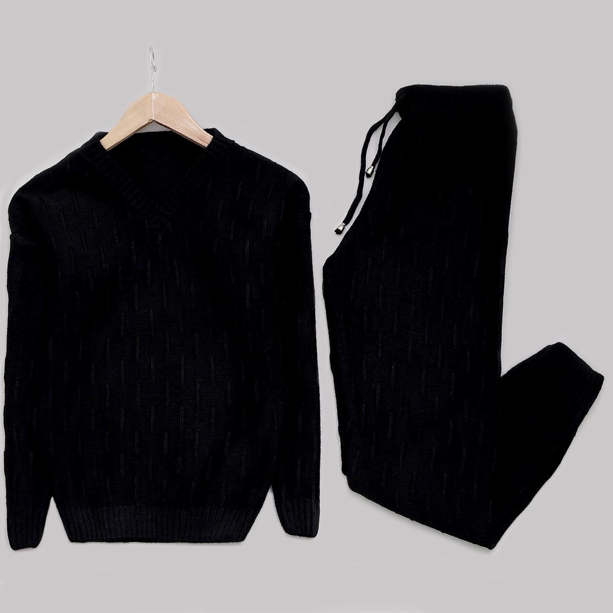 Siyah Triko Takım TKM1215