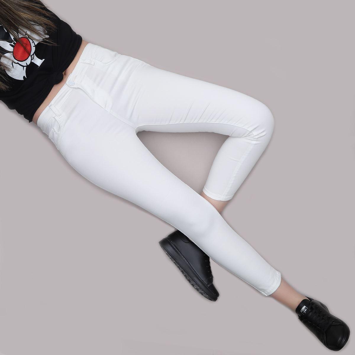 Beyaz Pantolon PNT212