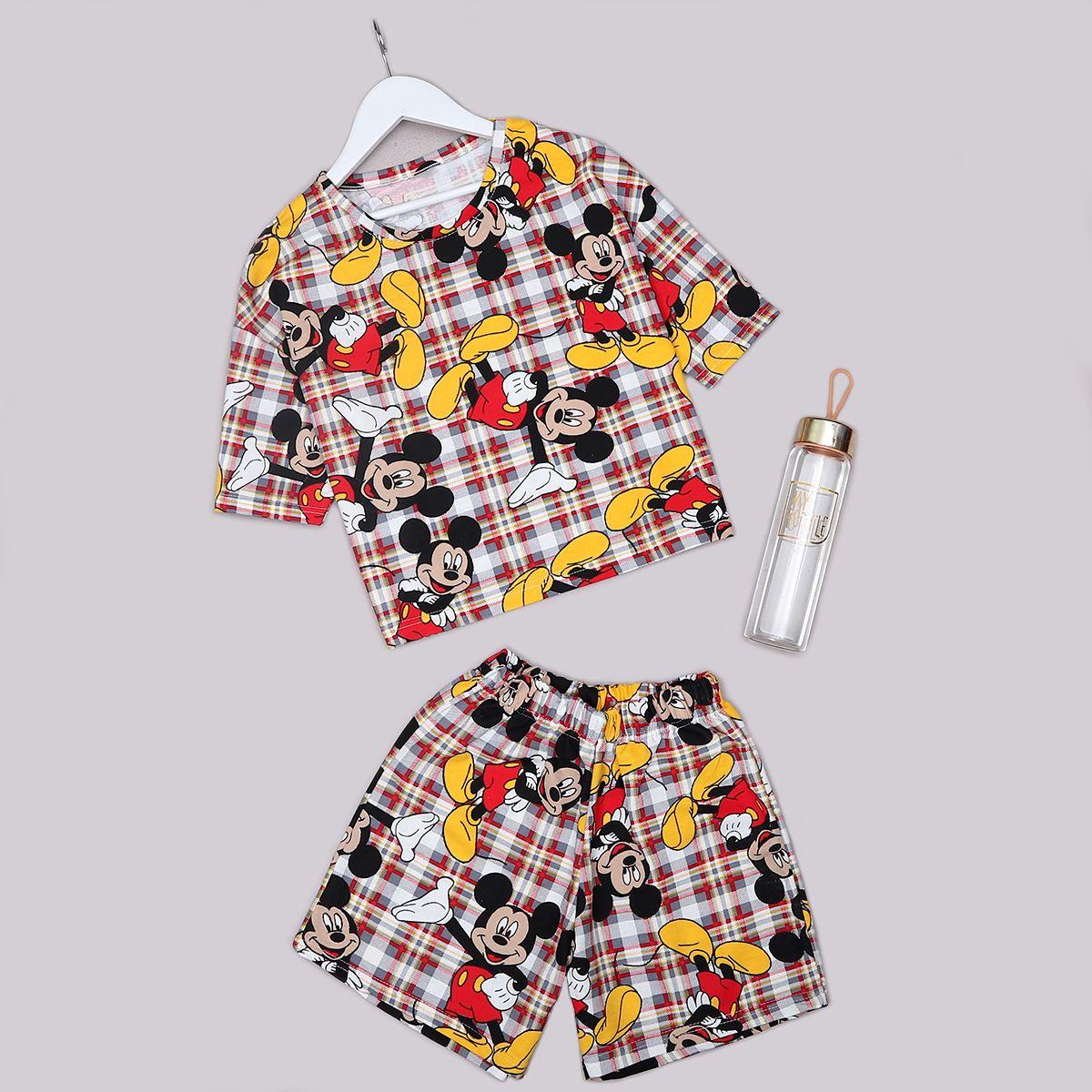 Mickey Pijama Takımı PJM1275