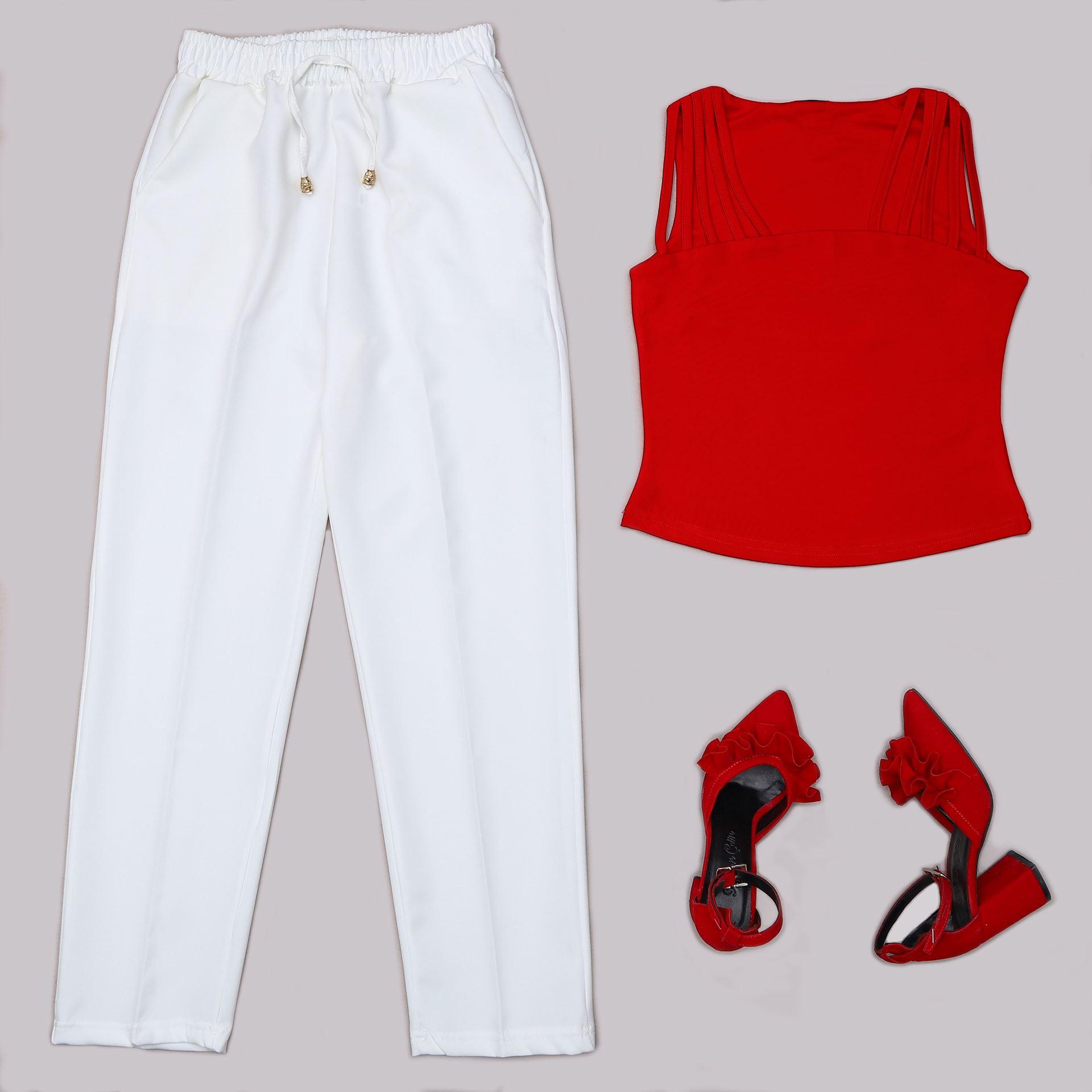 Beyaz Pantolon PNT230