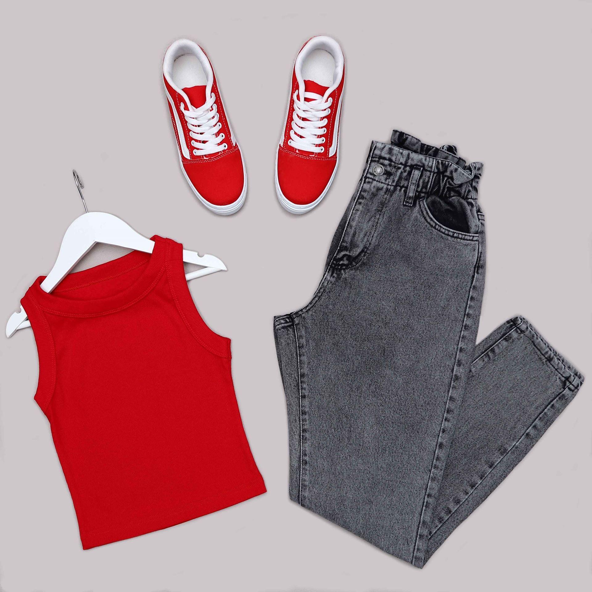 Kırmızı Atlet BLZ072