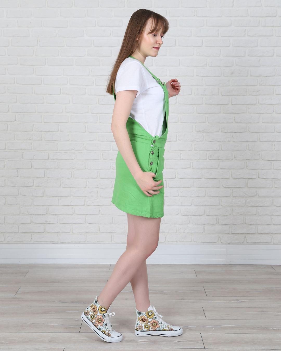 Yeşil Salopet SLP082