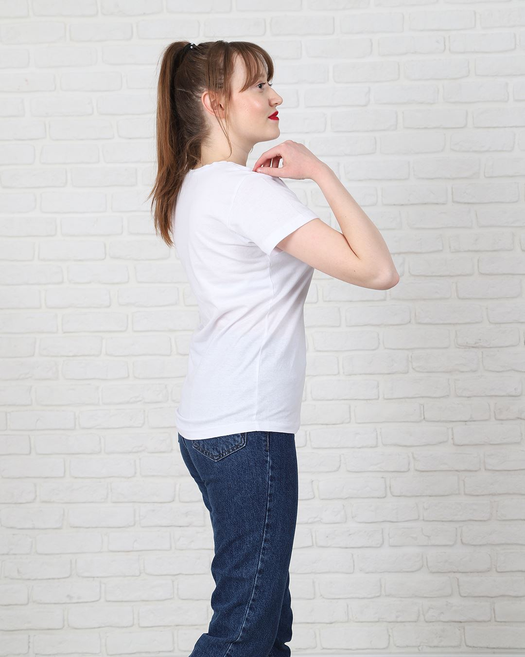 Beyaz T-Shirt TSH203