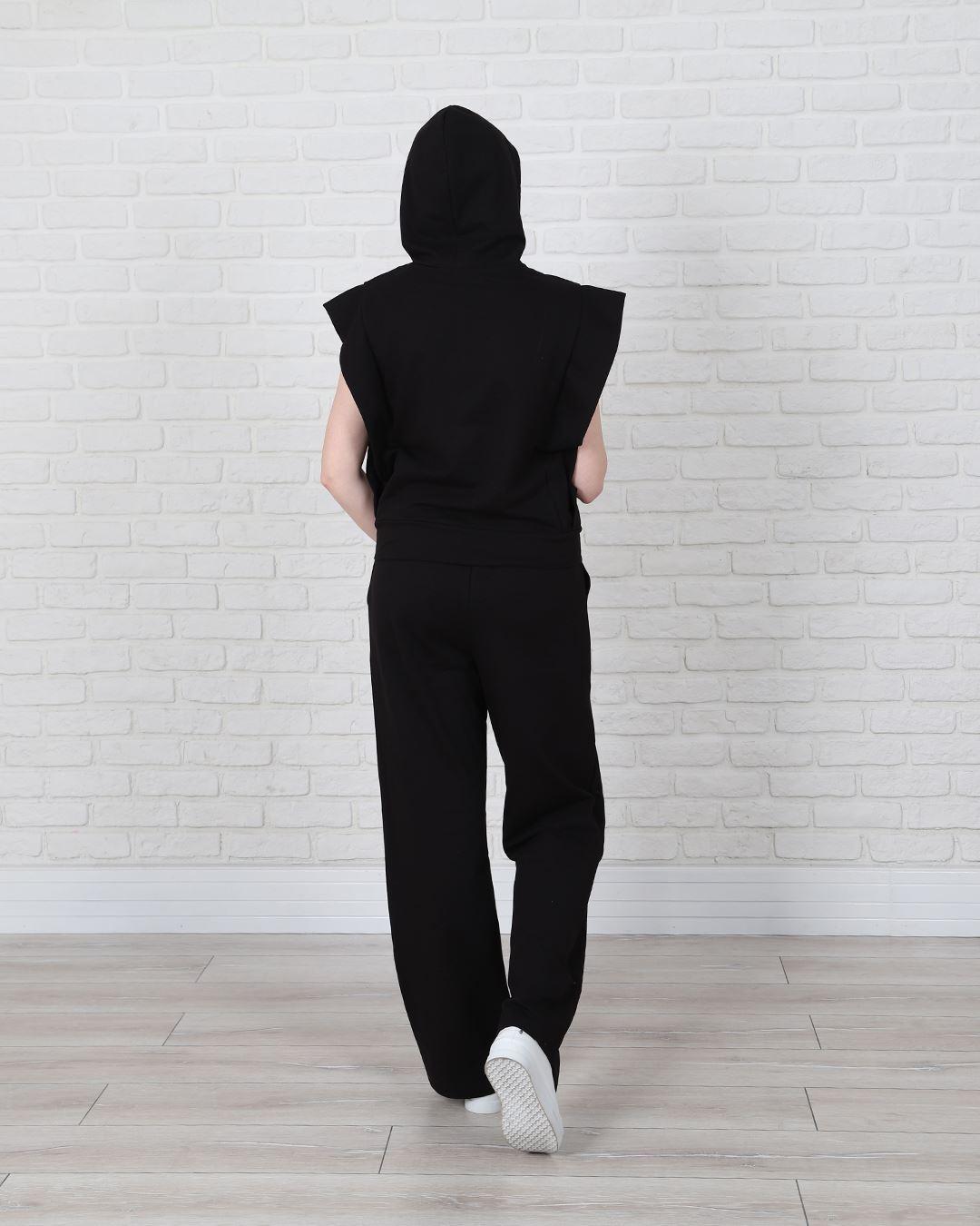 Siyah Eşofman Takımı TKM1311