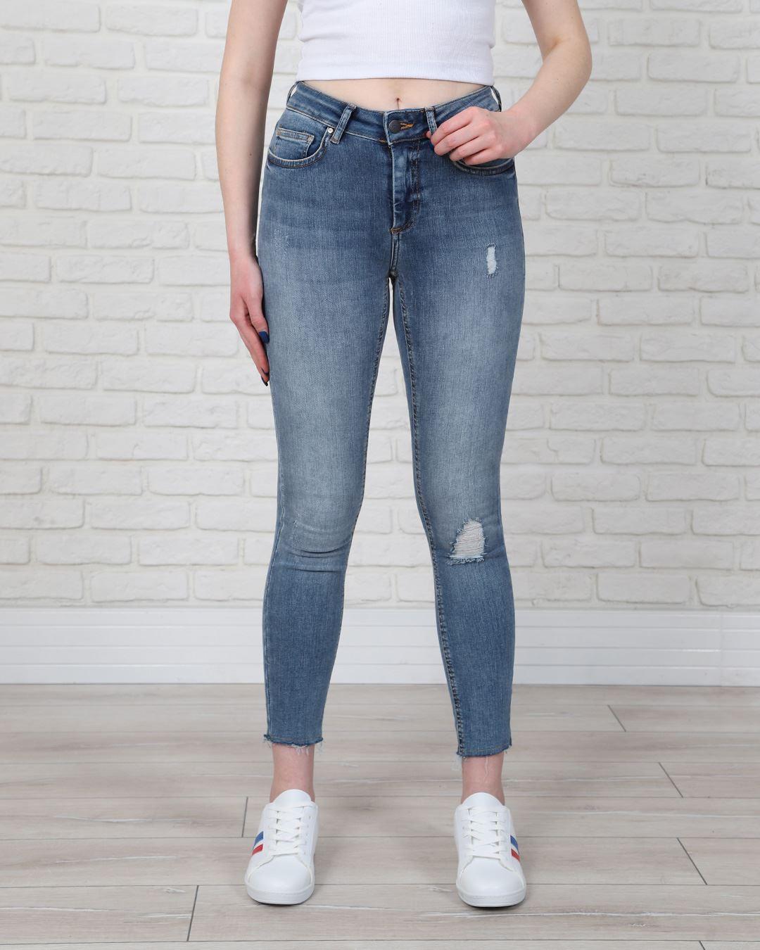 Yüksek Bel Skinny Jean PNT236