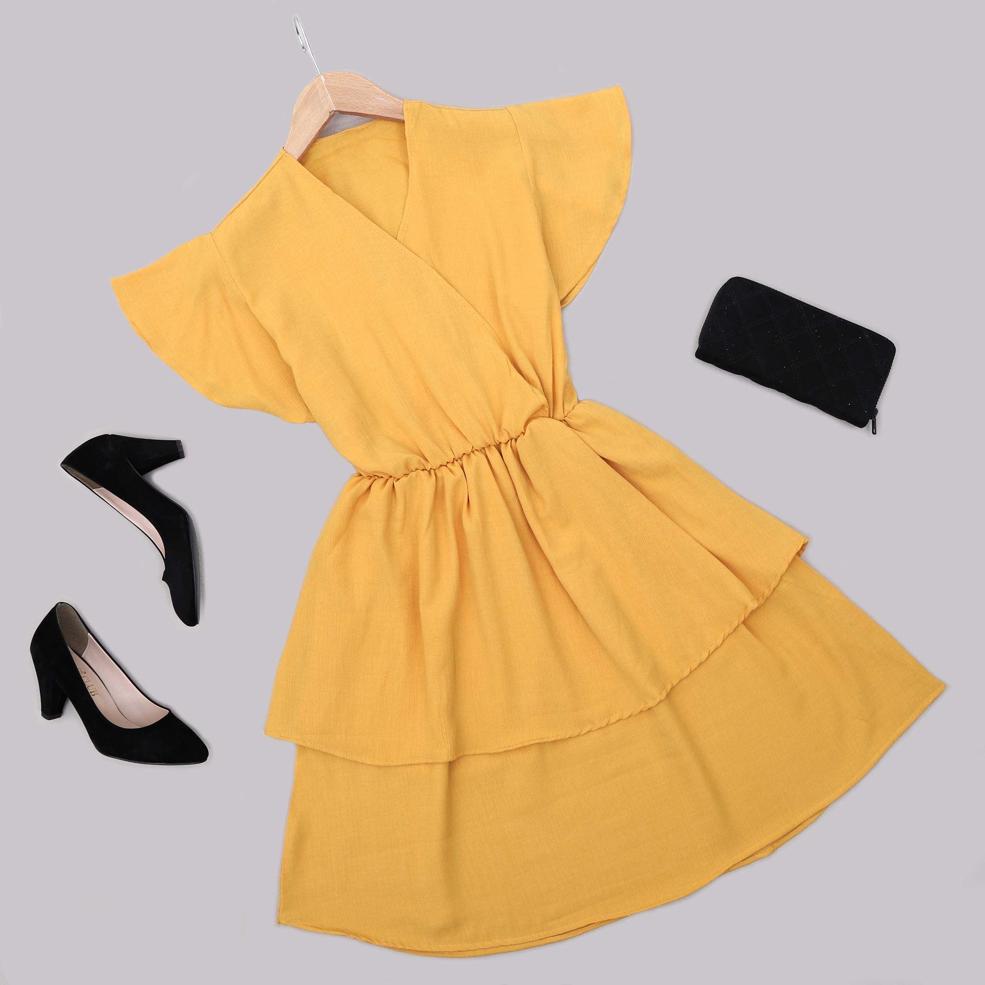 Hardal Elbise ELB556