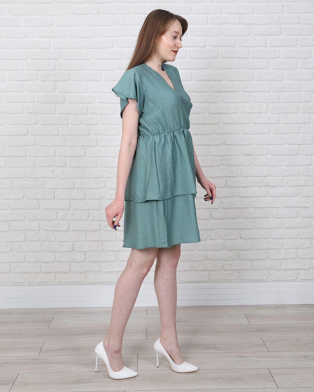 Mint Elbise ELB555