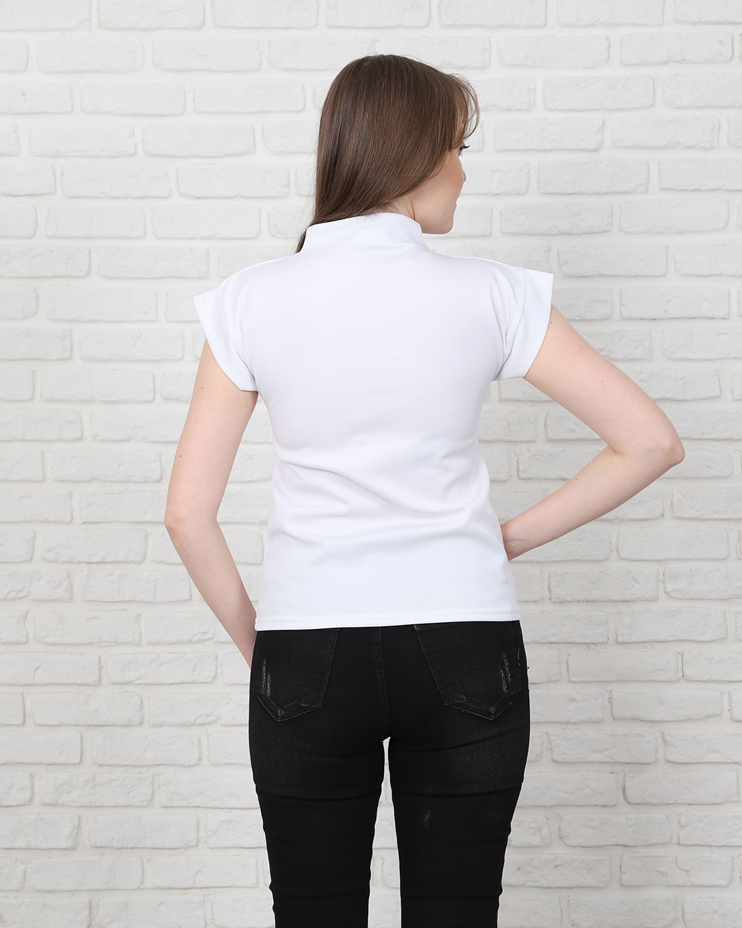 Beyaz T-Shirt TSH211