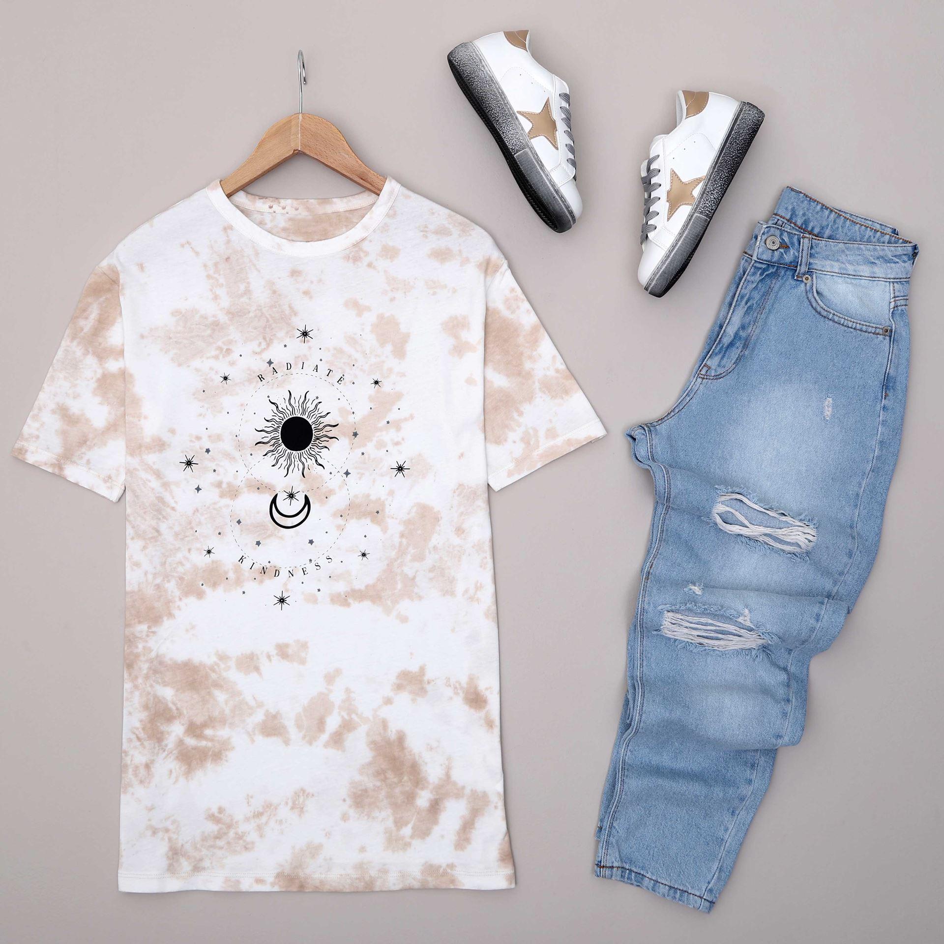 Batik Baskılı T-Shirt TSH204
