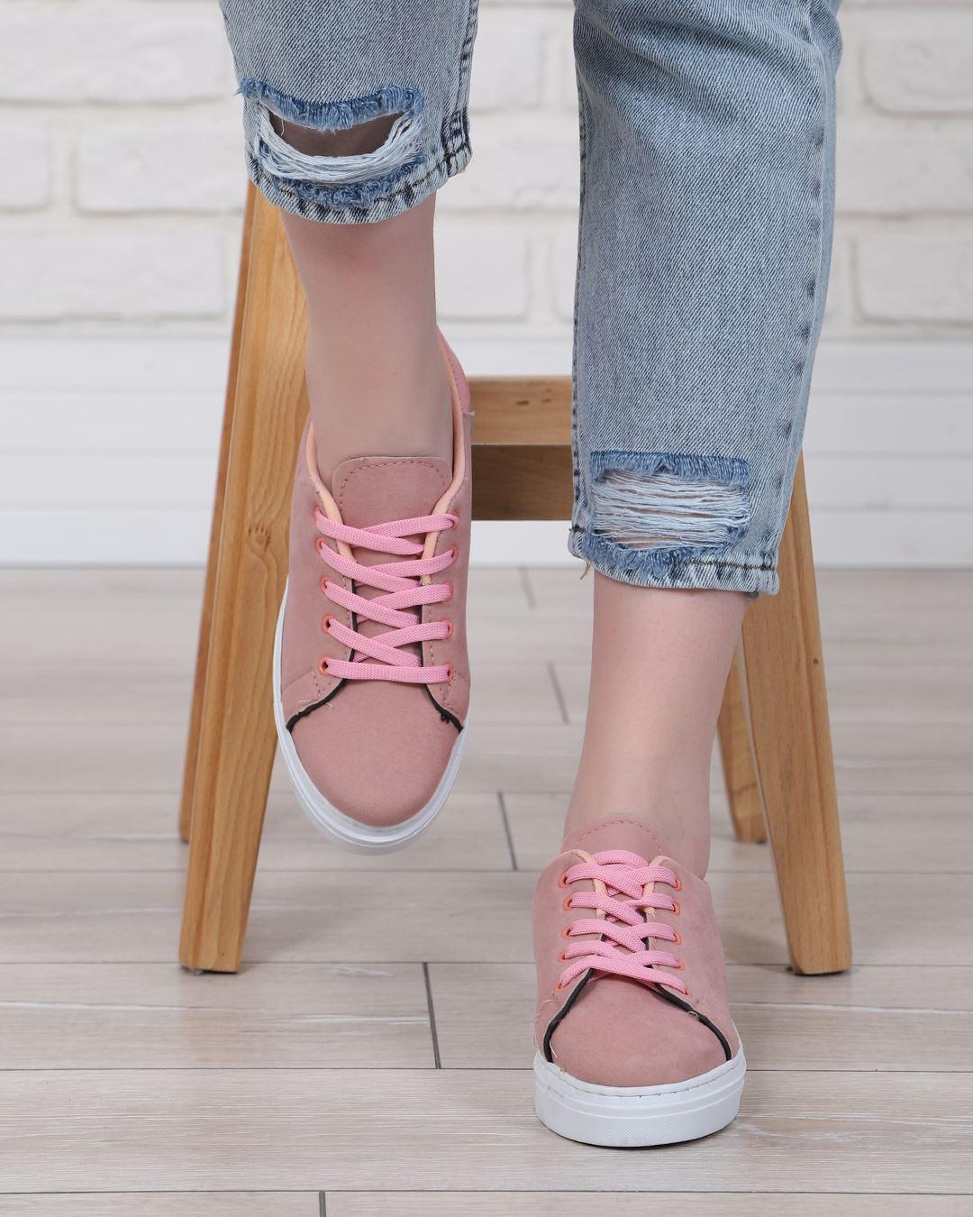 Gül Kurusu Spor Ayakkabı AYK227