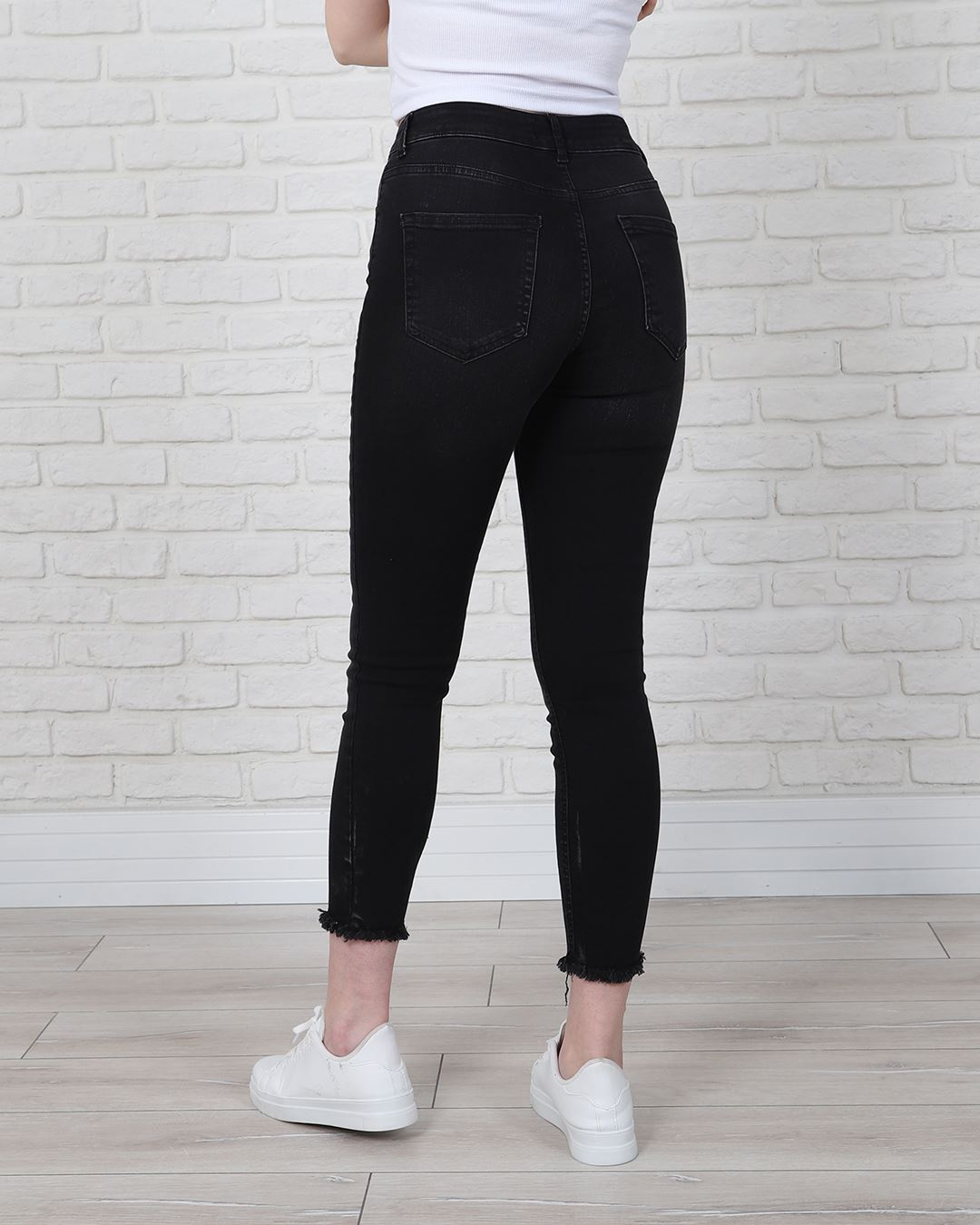 Siyah Skinny Jean PNT240