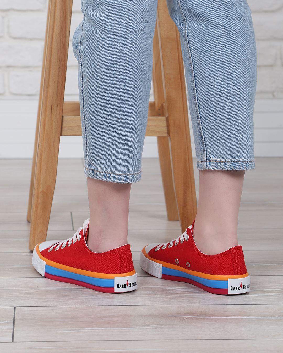 Kırmızı Ayakkabı AYK231