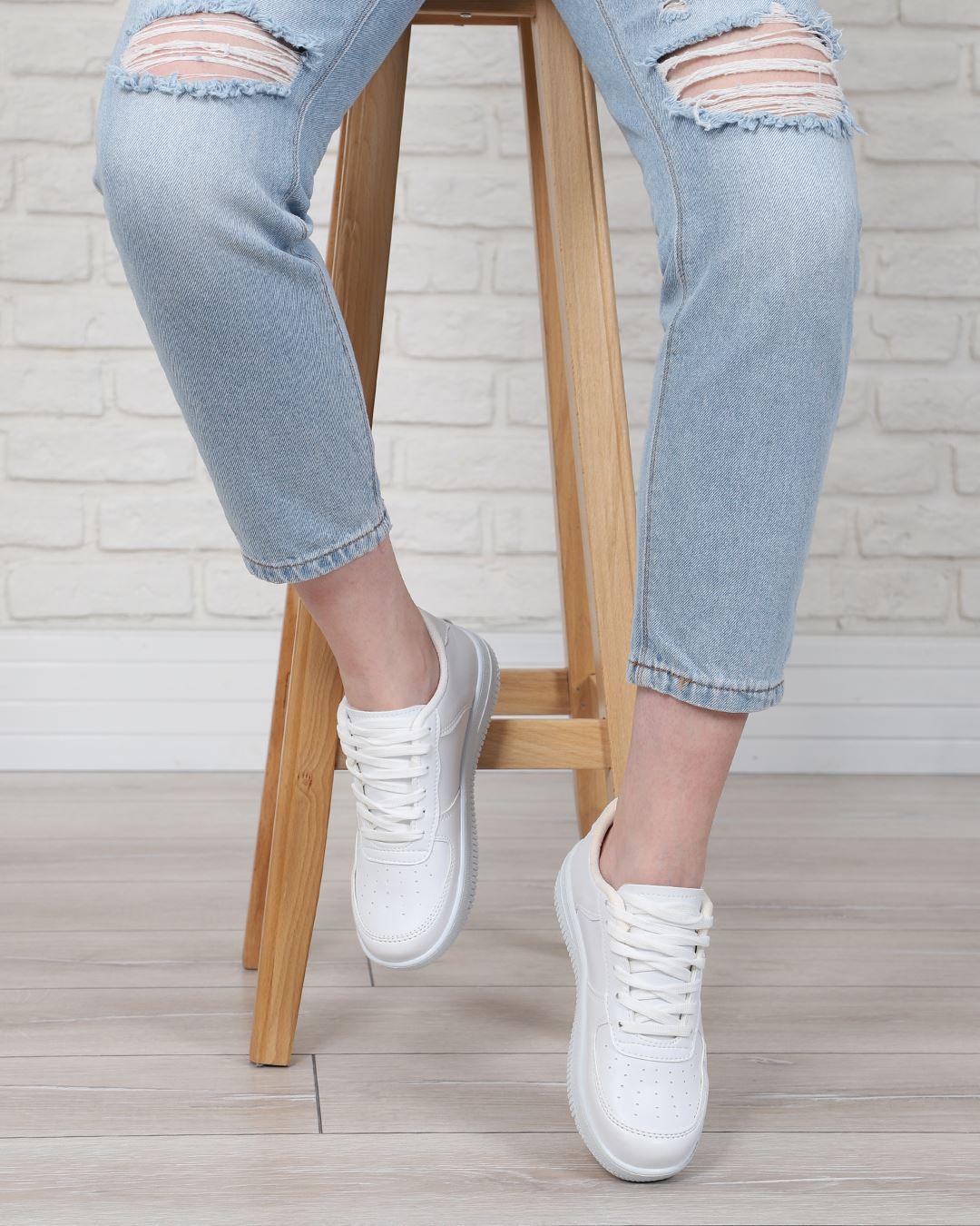 Beyaz Spor Ayakkabı AYK169