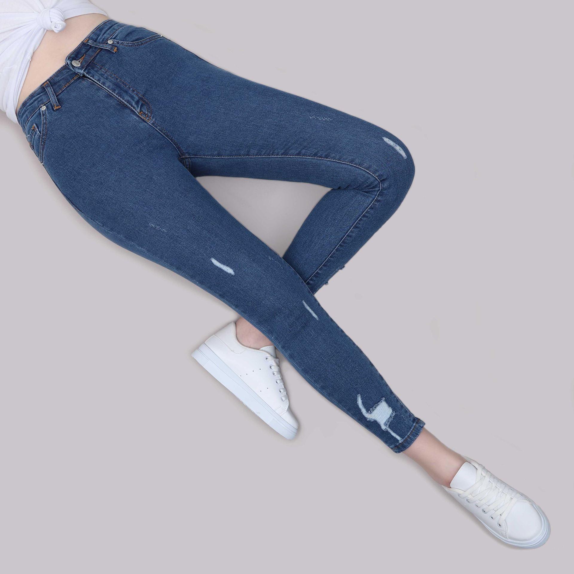 Yüksek Bel Skinny Jean PNT250