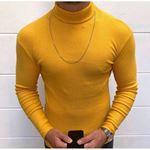 Sarı Erkek Triko TRK004