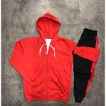 Kırmızı Erkek Eşofman Takımı ES003