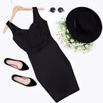 Siyah Elbise ELB316