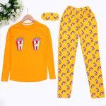 Popcorn Pijama Takımı Pjm899