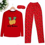 Pineapple Kırmızı Pijama Takımı PJM907