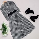 Kazayağı Elbise ELB383