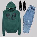 Yeşil Cat Sweat SWT427