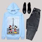 Bebe Mavisi Mickey Sweat SWT430